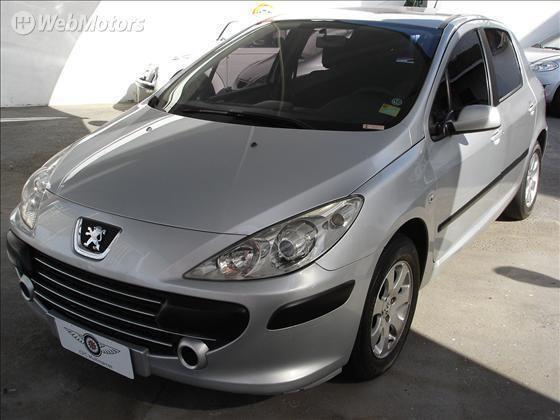 Peugeot 307   1.6 Presence 16V Flex 4p Manual - Foto #1