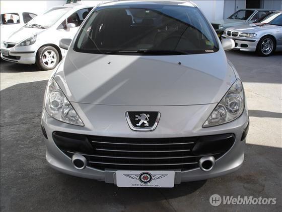 Peugeot 307   1.6 Presence 16V Flex 4p Manual - Foto #2