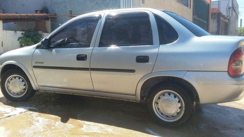 Chevrolet Corsa Sedan Super 1.0 MPFi - Foto #3