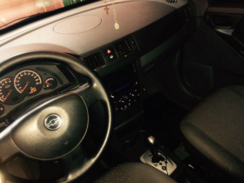 Chevrolet Meriva Expression 1.8 (Flex) (easytronic) - Foto #8