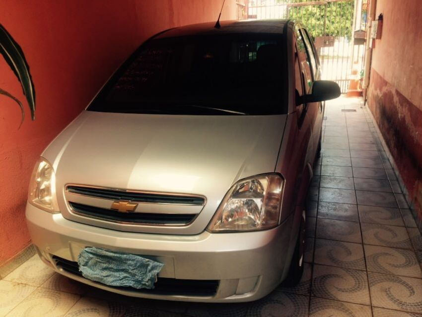 Chevrolet Meriva Expression 1.8 (Flex) (easytronic) - Foto #9