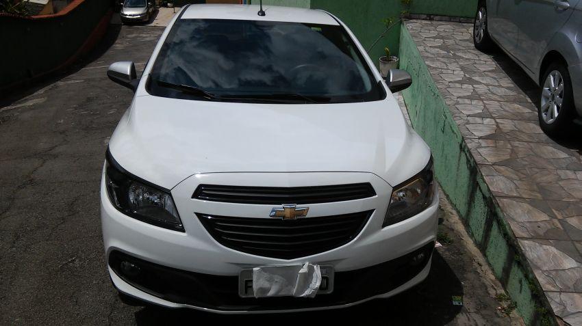 Chevrolet Onix 1.0 SPE/4 Seleção - Foto #3