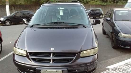 Chrysler Grand Caravan 3.8 V6 - Foto #8