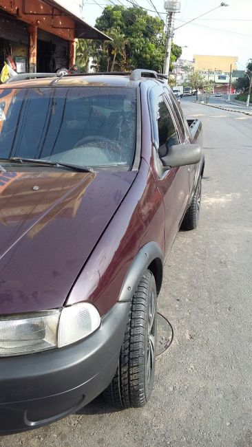 Fiat Strada Working 1.6 MPi 16V (Cab Estendida) - Foto #6