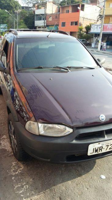 Fiat Strada Working 1.6 MPi 16V (Cab Estendida) - Foto #7