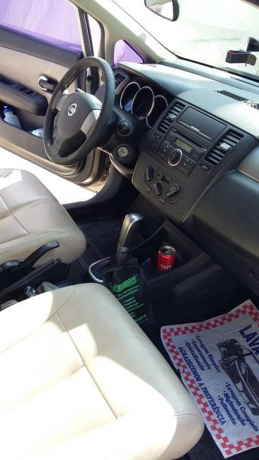 Nissan Tiida S 1.8 (aut) - Foto #2