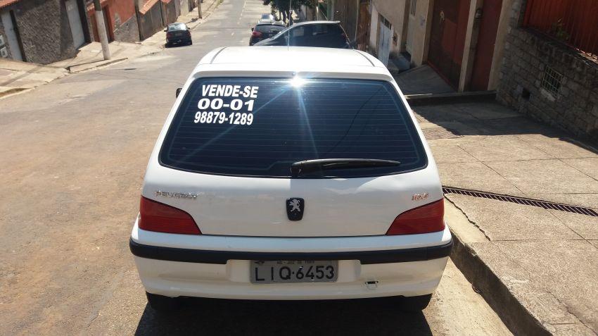 Peugeot 106 Selection 1.0 2p - Foto #4