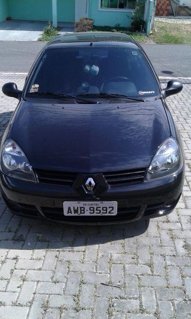 Renault Clio Hatch. Campus 1.0 16V (flex) 4p - Foto #2