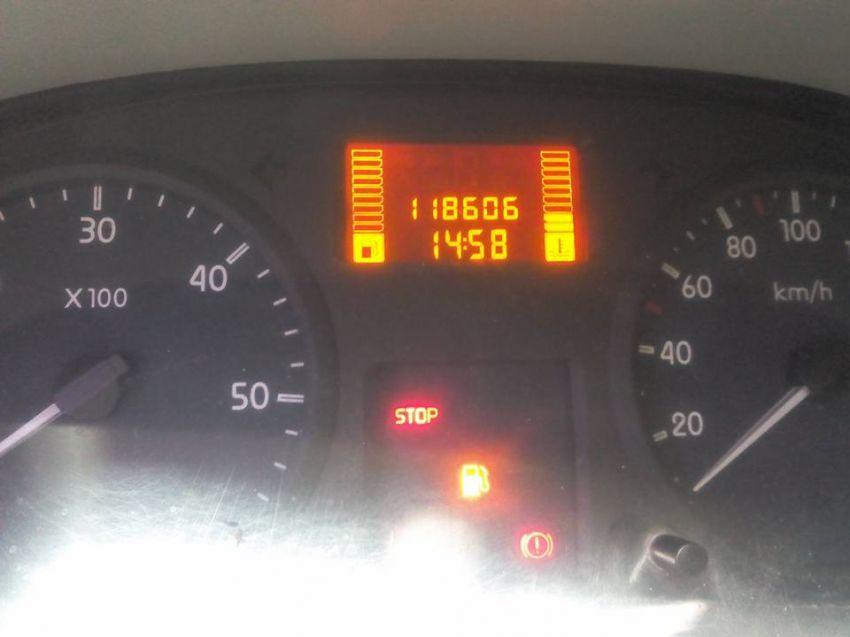Renault Master 2.3 16V dCi L1H1 Furgão - Foto #5