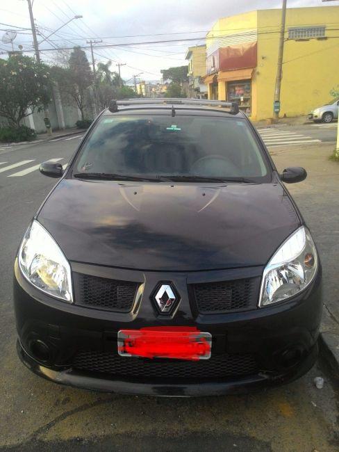 Renault Sandero Privilège 1.6 8V (flex) - Foto #8