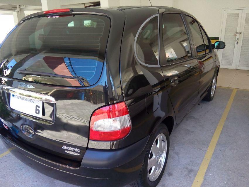 Renault Scénic Privilége 2.0 16V (aut) - Foto #9