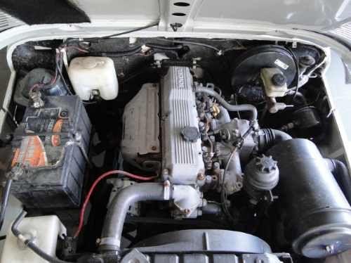 Toyota Bandeirante Jipe BJ50Lv 4x4 3.7 (teto rígido) - Foto #2