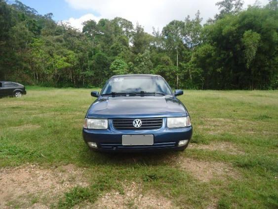 Volkswagen Santana 1.8 MI - Foto #2