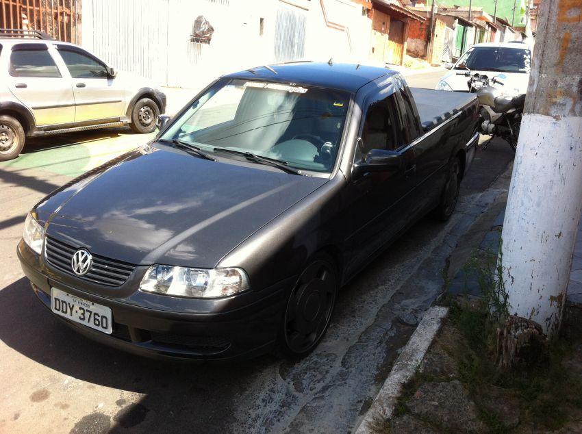 Volkswagen Saveiro 2.0 MI G3 - Foto #3