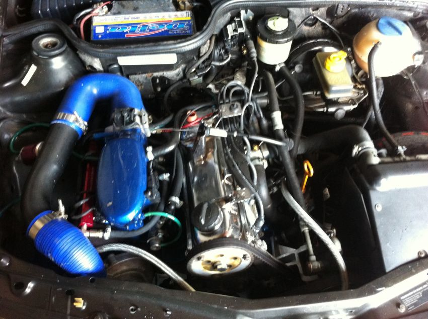 Volkswagen Saveiro 2.0 MI G3 - Foto #4