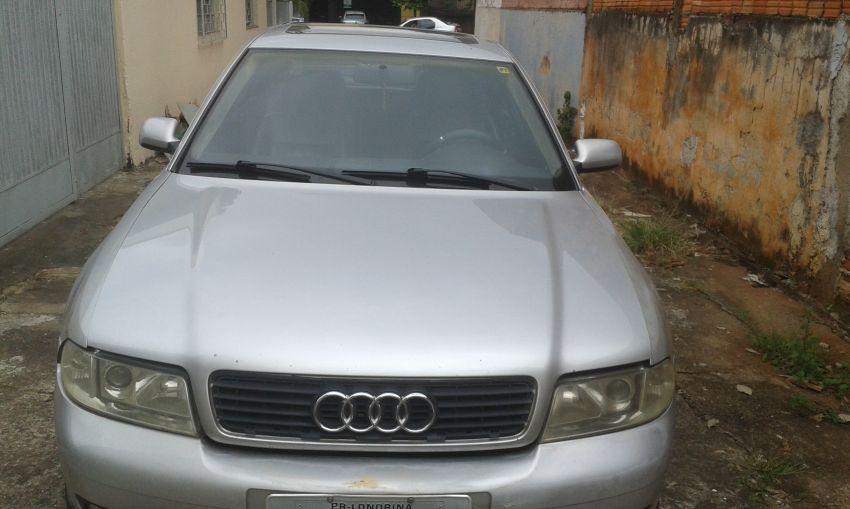 Audi A4 2.4 V6 30V (multitronic) - Foto #1
