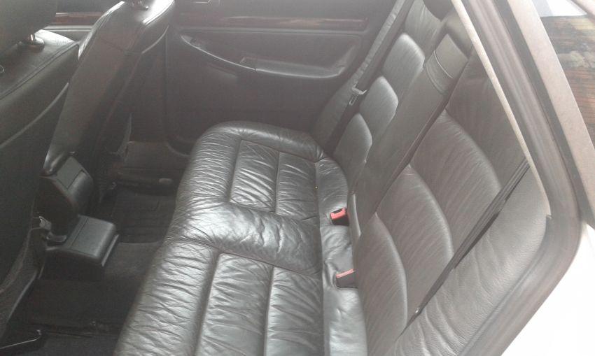 Audi A4 2.4 V6 30V (multitronic) - Foto #4