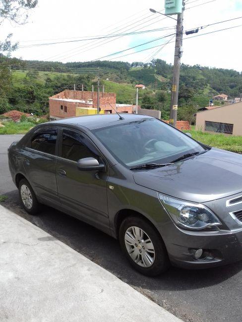 Chevrolet Cobalt LTZ 1.8 8V (Aut) (Flex) - Foto #2