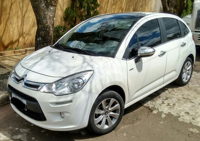Citroën C3 Exclusive 1.6 VTI 120 (Flex) (Aut) - Foto #1