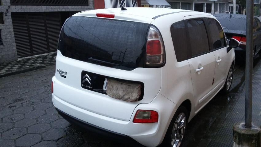 Citroën C3 Picasso GLX 1.5 16V (Flex) - Foto #5