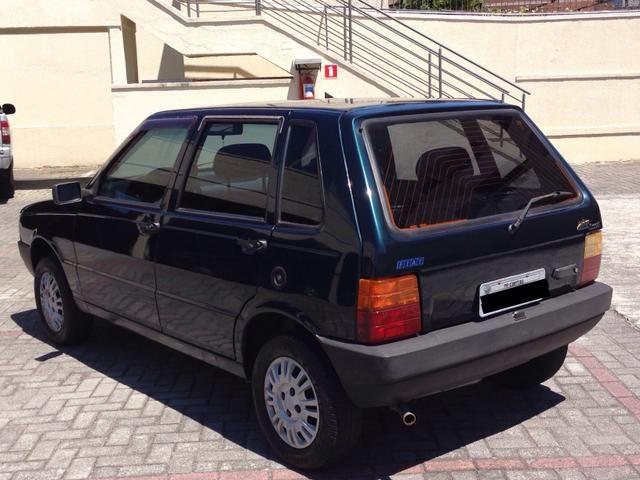 Fiat Uno Mille Smart 1.0 IE 4p - Foto #4