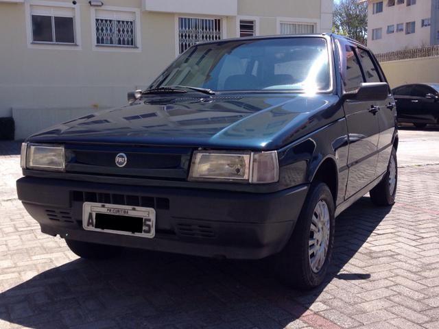 Fiat Uno Mille Smart 1.0 IE 4p - Foto #5