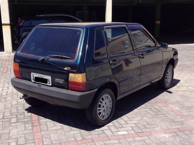 Fiat Uno Mille Smart 1.0 IE 4p - Foto #6