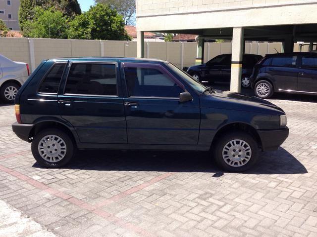 Fiat Uno Mille Smart 1.0 IE 4p - Foto #9