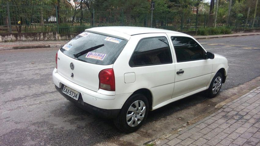 Volkswagen Gol Plus 1.0 (G4) (Flex) 2p - Foto #1