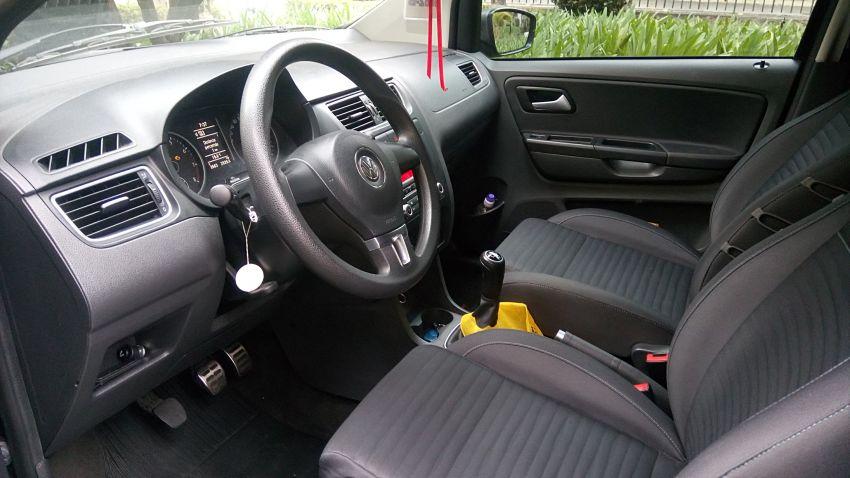 Volkswagen SpaceCross 1.6 8V (Flex) - Foto #4