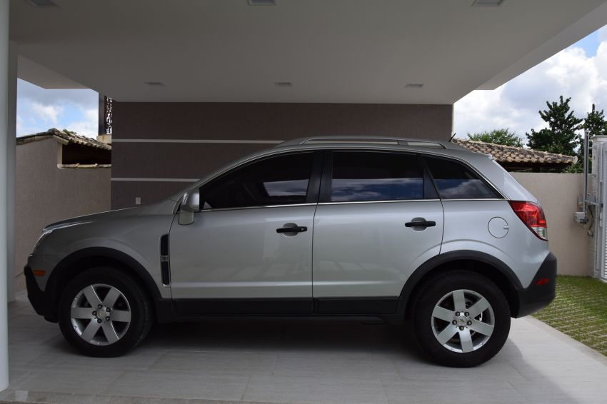 Chevrolet Captiva Sport Ecotec 2.4 16v - Foto #1