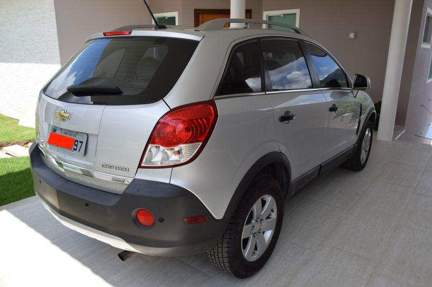 Chevrolet Captiva Sport Ecotec 2.4 16v - Foto #4
