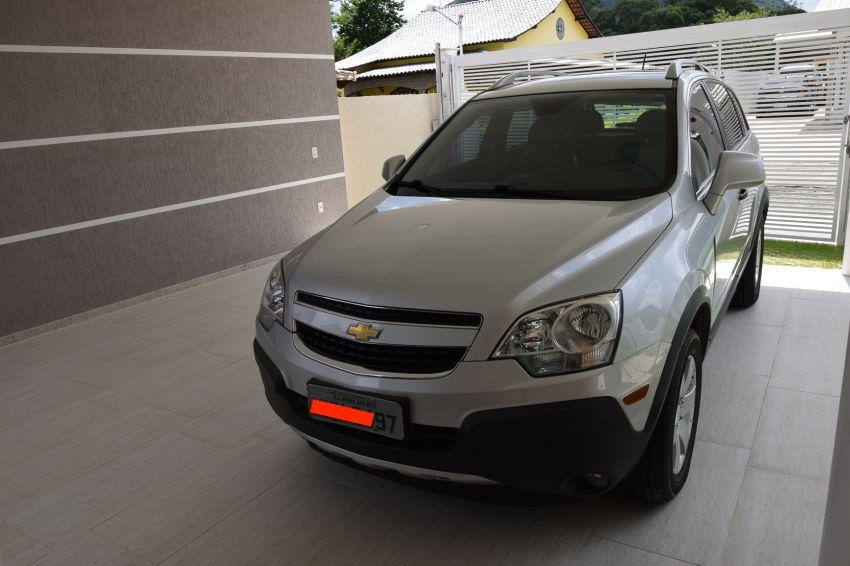 Chevrolet Captiva Sport Ecotec 2.4 16v - Foto #5