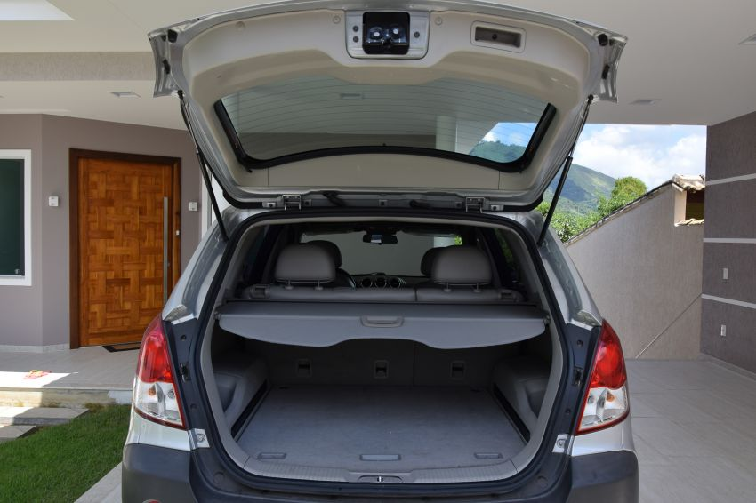 Chevrolet Captiva Sport Ecotec 2.4 16v - Foto #8