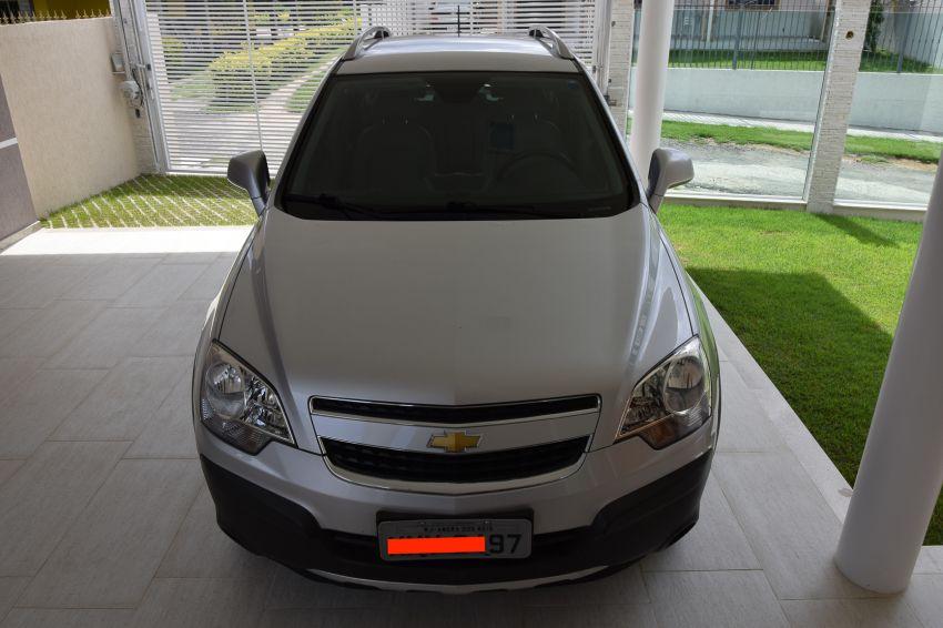 Chevrolet Captiva Sport Ecotec 2.4 16v - Foto #9