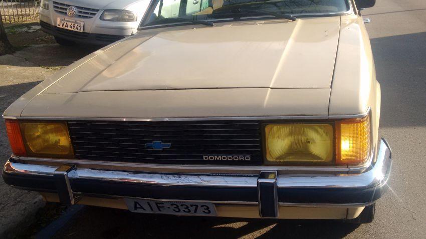 Chevrolet Opala Sedan Comodoro 2.5 - Foto #3