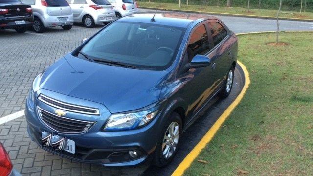 Chevrolet Prisma 1.4 SPE/4 LTZ (Aut) - Foto #1