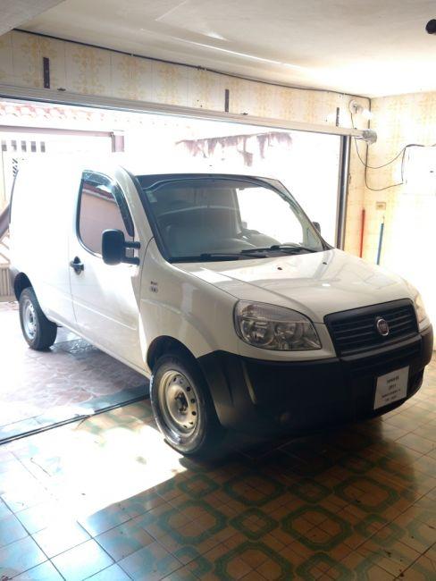 Fiat Doblò Cargo 1.8 E.torQ (Flex) - Foto #1