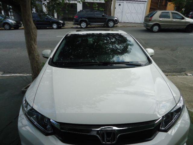 Honda New Civic EXR 2.0 i-VTEC (Flex) (Aut) - Foto #2