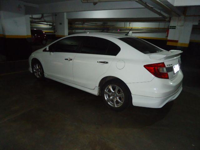 Honda New Civic EXR 2.0 i-VTEC (Flex) (Aut) - Foto #3