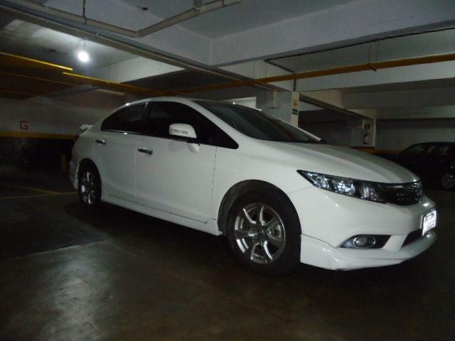 Honda New Civic EXR 2.0 i-VTEC (Flex) (Aut) - Foto #5