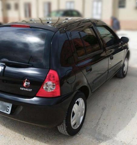Renault Clio Hatch. Campus 1.0 16V (flex) 4p - Foto #1