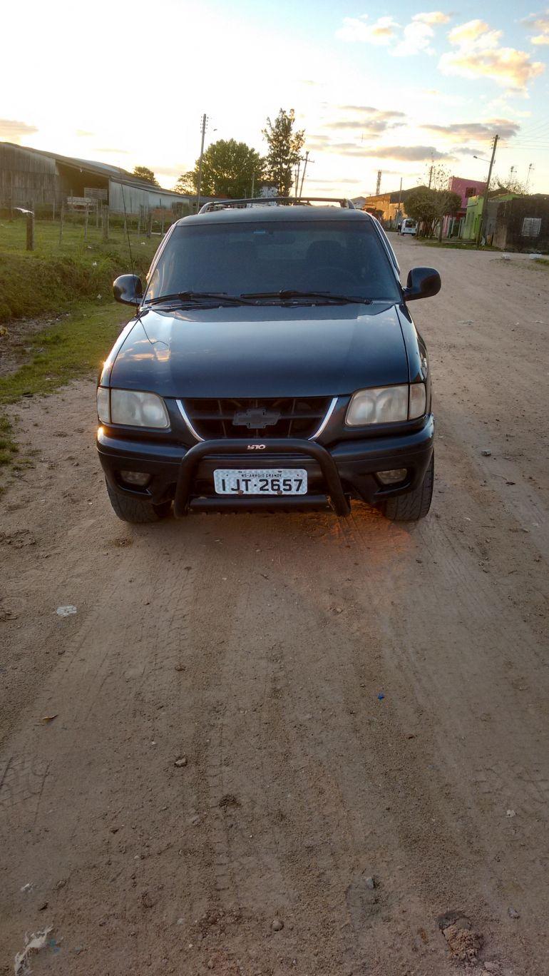 Chevrolet Blazer 4x4 2.8 - Foto #2