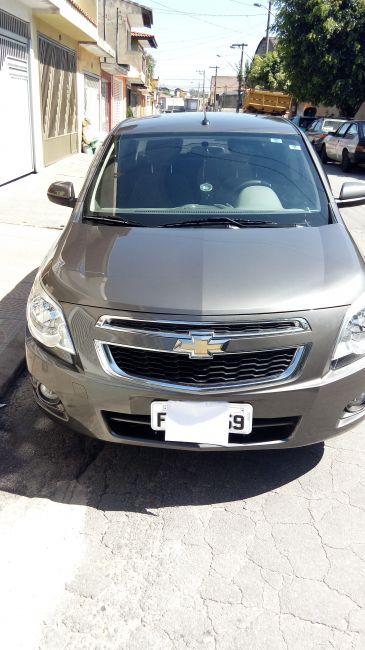 Chevrolet Cobalt LTZ 1.4 8V (Flex) - Foto #3