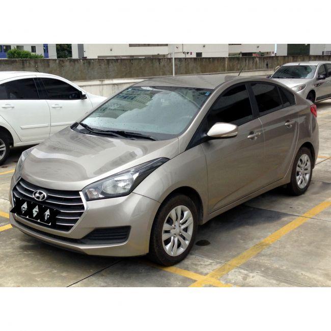 Hyundai HB20 1.0 S Comfort Plus - Foto #4