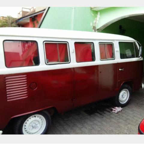 Volkswagen Kombi 1.6 - Foto #5