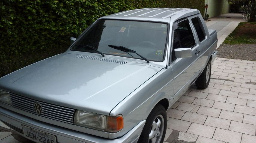 Volkswagen Saveiro Diesel 1.5 - Foto #1
