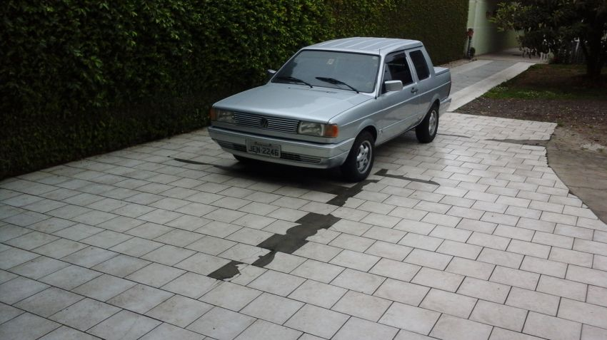 Volkswagen Saveiro Diesel 1.5 - Foto #7