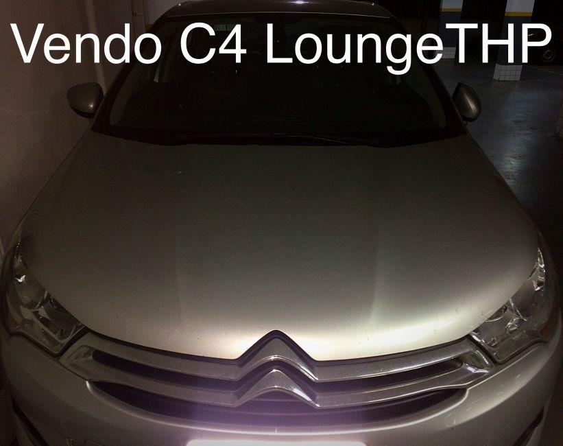 Citroën C4 Lounge Tendance 1.6 THP (Flex) - Foto #3