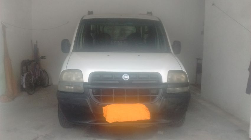 Fiat Doblò Cargo 1.3 16V Fire - Foto #3